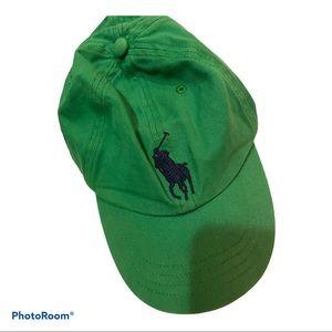 Polo Ralph Lauren green hat